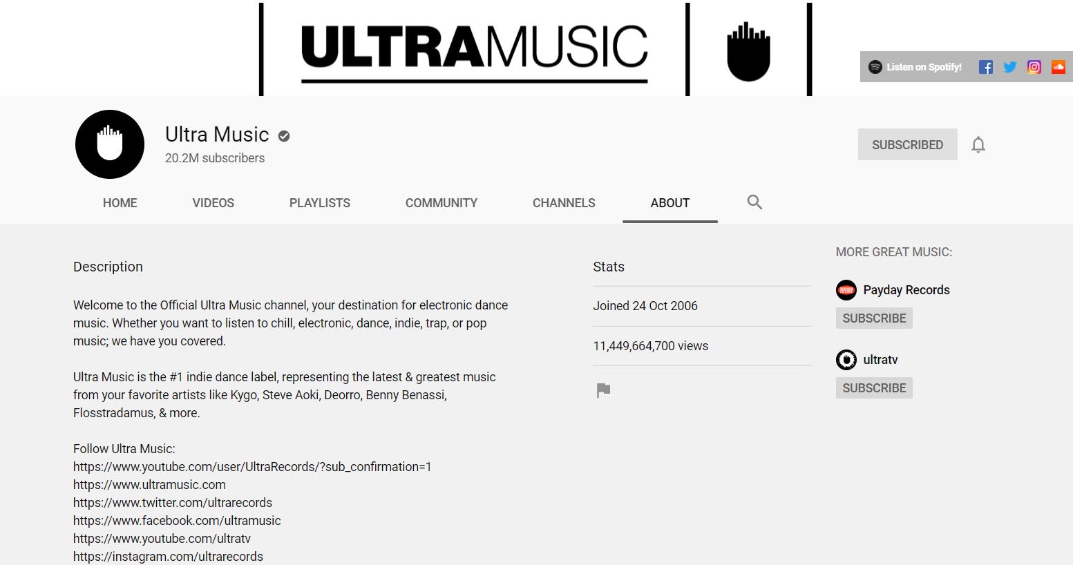 ultramusic