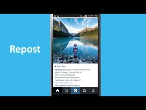 Regrann – Repost for Instagram