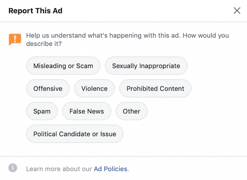 Report this Ad
