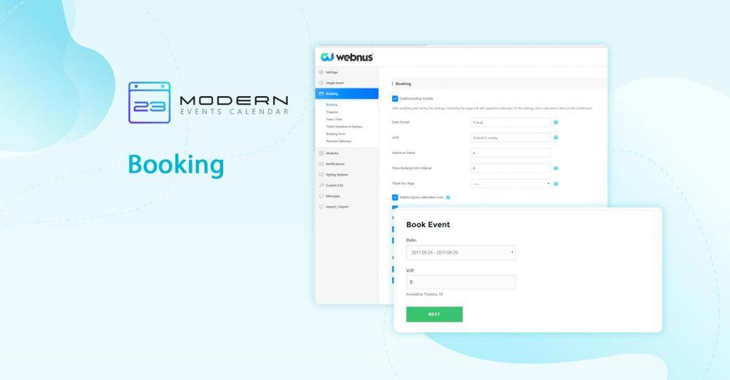 MEC-booking